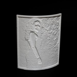 Lampa personalizata printata 3D