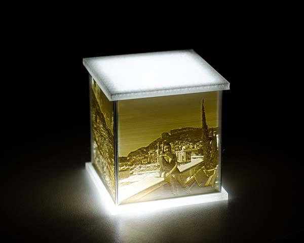 Litophane 02 proiectare si printare 3d