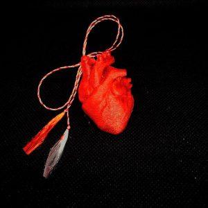 Martisor Printat 3D – Inima anatomica