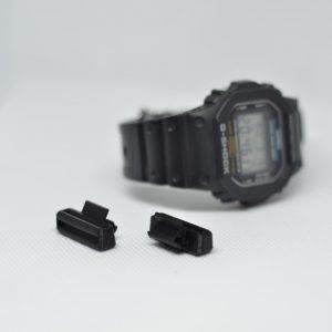 Adaptor printat 3D – curea NATO G Shock